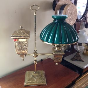 east amherst ny student lamp by manhattan fine antique lamps for